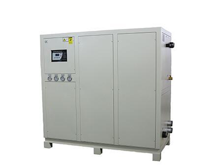 水冷式低温工业冷冻机