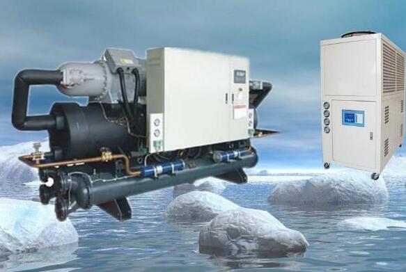 供应25匹水冷低温式冷水机/30匹水冷柜式冷水机