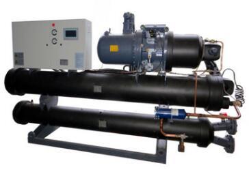 水冷开放式工业制冷机