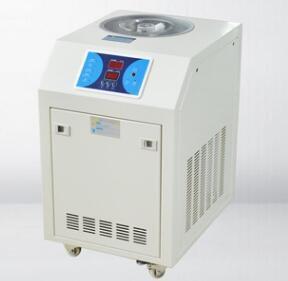 0.6HP密封式工业冷水机