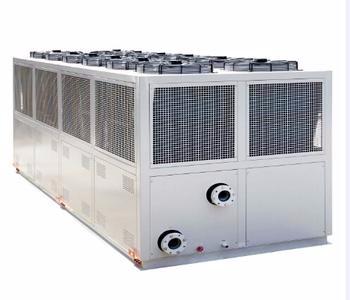 150HP 风冷式螺杆冷水机组