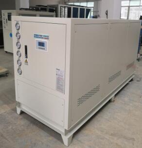 水冷箱式低温冷冻机组