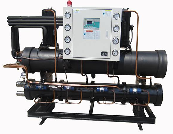190W水冷螺杆式冷水机组