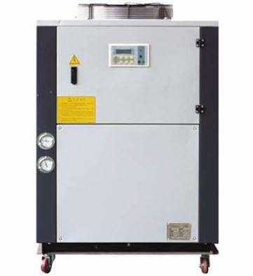 高温风冷柜式冷水机组(0~30℃)