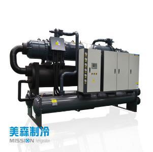 美森制冷:中温水冷螺杆式冷水机