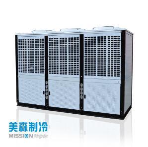 工业冷水机组对冷冻水的水质要求