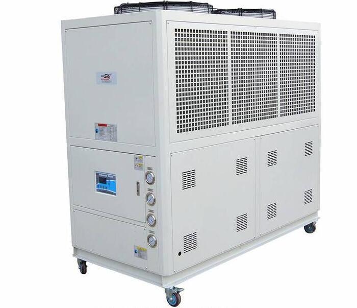 齿轮箱传动设备冷油机