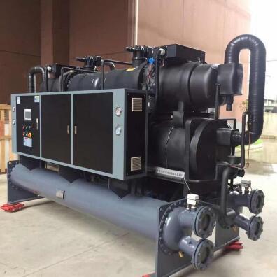 工业螺杆式冷油机组