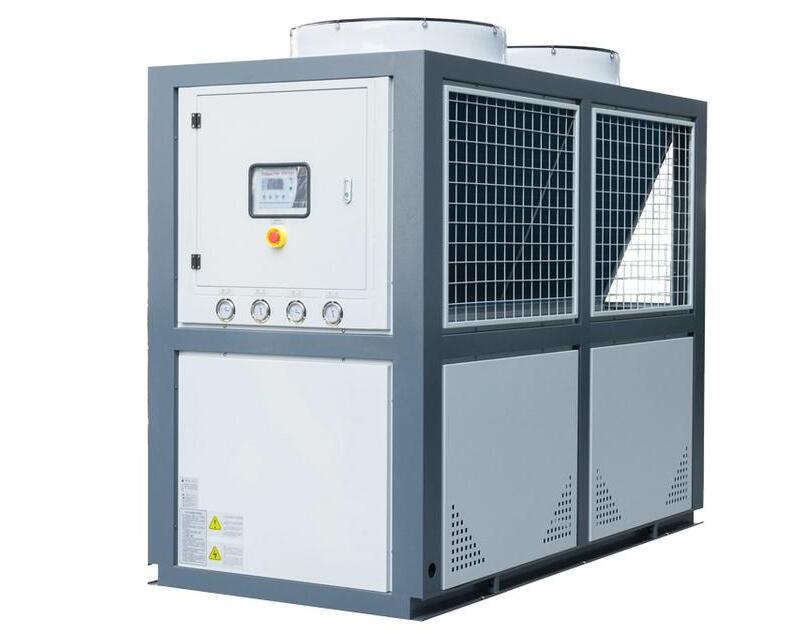风冷箱型冷水机组 带水箱 带水泵
