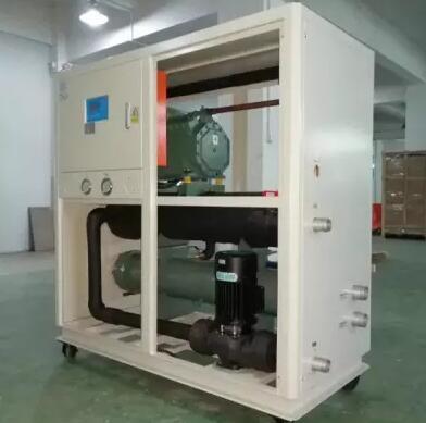 20P电镀工业冷水机-电镀工业冷冻机
